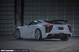 lexus lfa buy usa the lexus screamer speedhunters