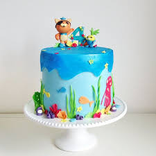 octonauts cake topper octonauts underwater search cakes designs for boys