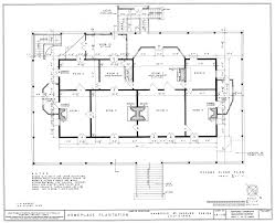 Plantation House Plans Oak Alley Plantation House Plans U2013 Home Style Ideas