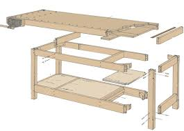 10 best workbench plans images on pinterest projects woodwork