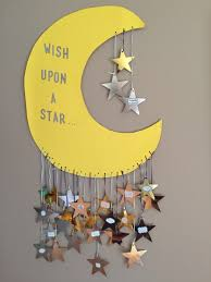 bring the sky wherever you go with these hanging moon and