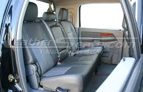 Car Seats Upholstery Dodge Ram Leather Interiors