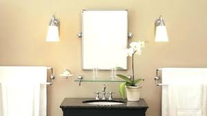 bathroom light fixtures with electrical outlet awesome bathroom light fixture with outlet plug outdoor light with