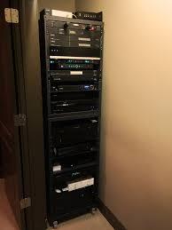 Audio Video Equipment Racks Rockstar Av Equipment Racks