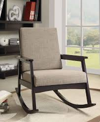 getting the stylish modern rocking chair for your comfy yet trendy