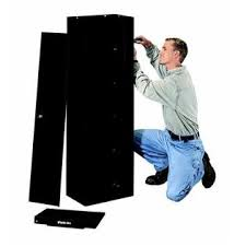 stack on security cabinet stack on 8 gun security cabinet with 3 point locking system and