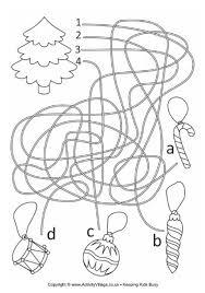 tree maze