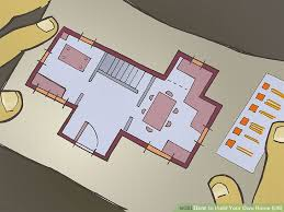 The Best Way To Build Your Own Home US WikiHow - Designing own home 2