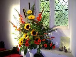 church flower arrangements church flower festival grows on you