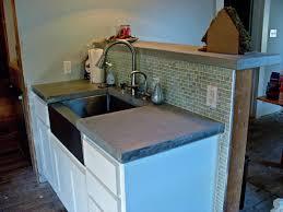 Concrete Kitchen Countertops Elegant Concrete Kitchen Countertops In Dallas Tx Solcrete Com