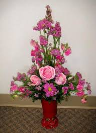 church flower arrangements church decoration with floral arrangements california flower