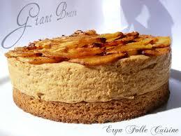eryn folle cuisine breton coeur de pommes fondantes mousse de caramel de lait