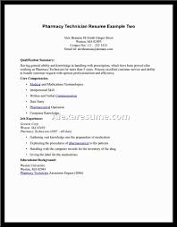 Computer Technician Resume Pharmacy Technician Resume Cover Letter Cover Letter Topics