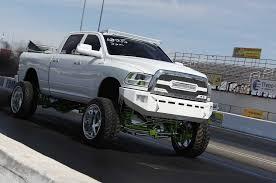 Dodge Ram Cummins Lifted - 2015 nhrda spring diesel nationals