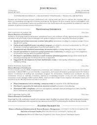 Coordinator Resume Sample by Human Resources Hr Resume Samples Vinodomia