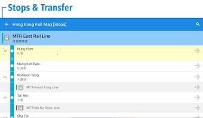 Hong Kong Subway Map by Hong Kong Rail Map Mtr Tram Android Apps On Google Play