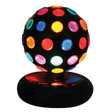 disco light lumisource ls disco 6m color rotating disco l