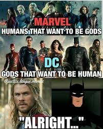 Justice League Meme - 20 savagely epic justice league vs avengers memes