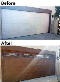 Garage Overhead Doors by Double Thermacore Door Overhead Door Of Albuquerque