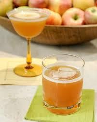 thirsty thrusday thanksgiving day drinks apple cider bourbon dash