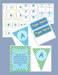 Ocean Themed Classroom Decorations and Forms Teaching Heart Blog