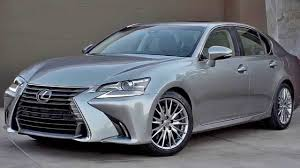 lexus atomic silver paint code 2016 lexus gs lineup now includes gs 200t with 2 0l turbo engine