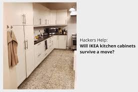 ikea kitchen storage for cupboards q can i disassemble move my ikea kitchen cabinets ikea
