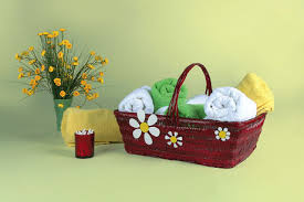 baskets for home decor engaging bathroom basket ideas 2 anadolukardiyolderg