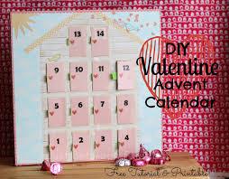 diy valentines advent calendar just between friends