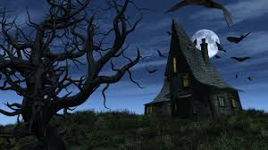 halloween background moon hd hd scary halloween wallpapers free wallpaper wiki