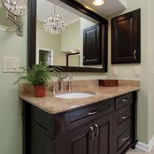Framing Bathroom Mirror by How To Replace Medicine Cabinet With Open Shelves Home