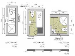 bathroom dimensions interior design
