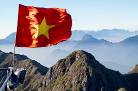 Flying Flag Flying The Vietnamese Flag Words And Wilds