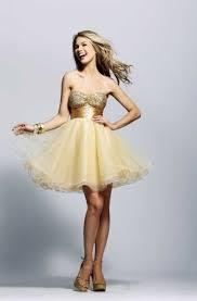 gold prom dresses 2013
