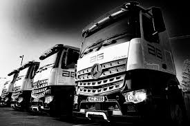 mercedes truck white mercedes benz arocs lifts ag to new heights fleet magazine