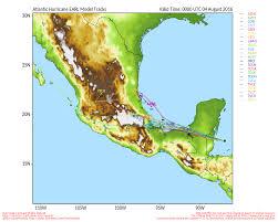 Mexico Hurricane Map The Eq Alert Guy Three Big Earthquakes Strike Northern California
