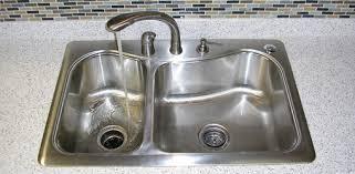 Install Disposal Kitchen Sink Astounding Dishwasher Installed Beautiful Graceful Plumbing