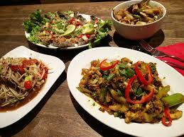 kitchen cuisine sawadee kha สว สด ค ะ geneva where maliwan thaï cuisine