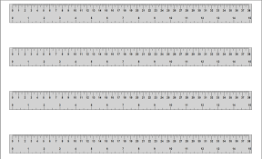 printable ruler pdf a4 print ruler a4 measuring tape 24in letter printable 360 degree