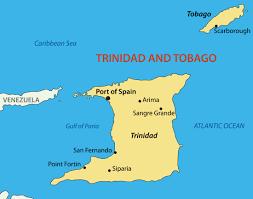 Map Of Trinidad Trinidad U0026 Tobago Yacht Charter Guide Yacht Charter Fleet