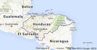 america map honduras agros honduras land