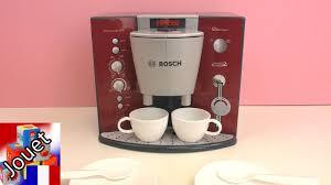 cuisine enfant bosch machine à café espresso bosch pour les enfants de plus de trois