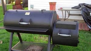 Brinkmann Smoke N Grill Professional Smoker by New Oklahoma Joe Longhorn Smoker Youtube