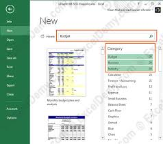 microsoft excel templates create and use a default excel template