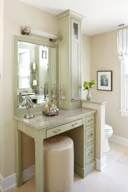 Bathrooms Mirrors Ideas by Bathroom Cabinets Interior Large Frame Less Mirror On The Cream