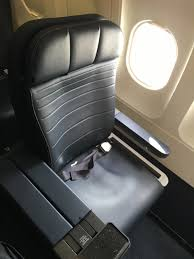 review new united airlines domestic first class travelling the