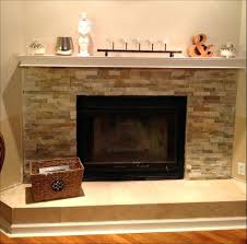 diy fireplace surround tile pin kit faux mantel and 1766 interior