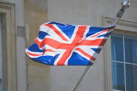 Flag Of The Uk Free Images Blue Flagpole Uk Union Jack Britain Flag Of The