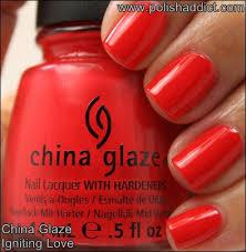 the polish addict red