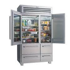 Glass Door Home Refrigerator by Glass Door Refrigerator Residential Kitchen Glass Beverage Fridge